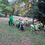 Výukový program - Podzimní barvičky