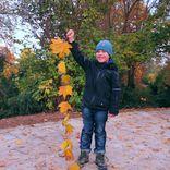 Slavnost padajícího listí