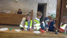 Environmentální výchova od útlého dětství - RECYKLOHRANÍ