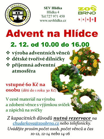 Advent na Hlídce
