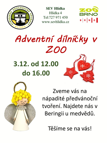 Advent v ZOO
